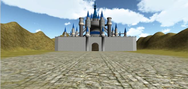 Hyrule Castle 2