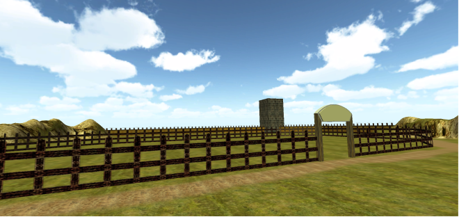 Lon Lon Ranch 1